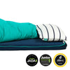 Ocean Navy Bundle Bed