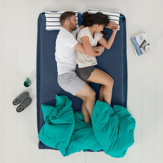 *PRE-ORDER* Boosted Double Bundle - two boosted Bundle Beds plus a fitted double sheet