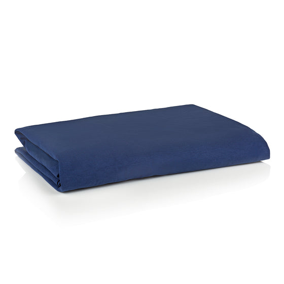Double Fitted Sheet (Grey or Navy)