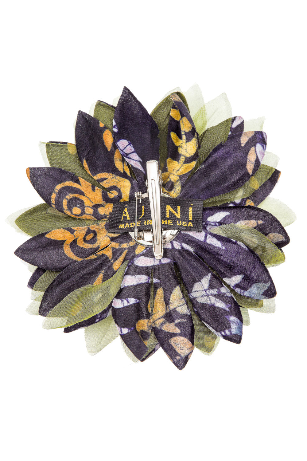 pin flower pottery pic product brooch violet bly