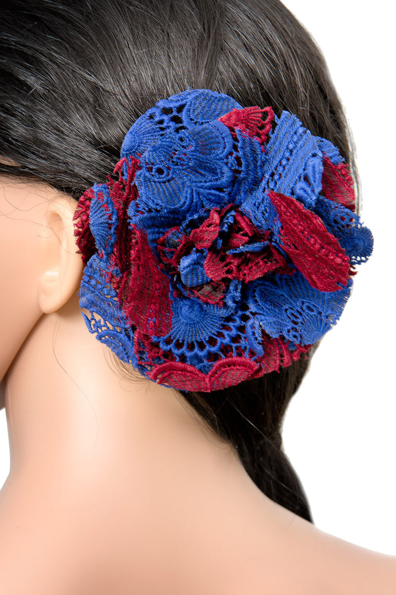Lace Hair Pin Brooch