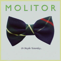 Or Maybe Yesterday by Molitor - Music EP Released April 16, 2013 on iTunes, Spotify, Google Play Music, Tidal, Deezer, etc.