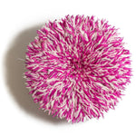Iniva Juju Hat 80cm Mix Pink and White Big