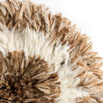 Iniva Juju Hat 80cm Bicolor Natural & White & Natural Big