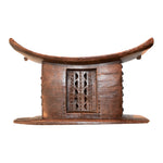 Iniva African Traditional Stool Akan II (Ivory Cost) Ashanti