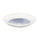Gone Rural Floral Print Bowl White