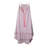 Lemlem Zola Pleated Mini Dress