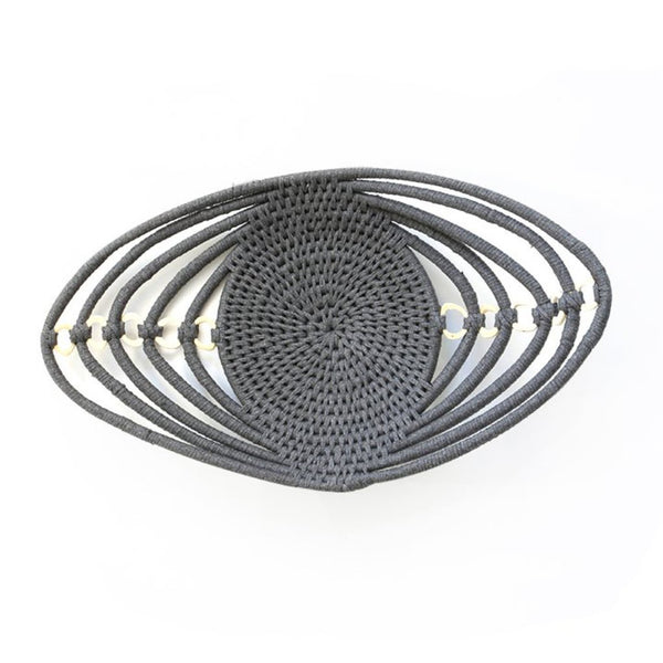 Gone Rural Arc Platter Grey