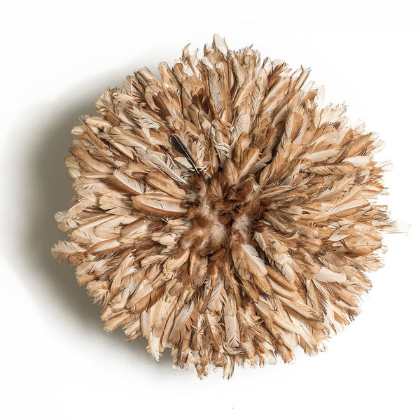 Iniva Juju Hat 80cm Unicolor Natural Beige Big