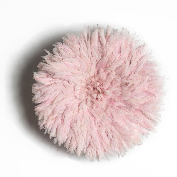 Iniva Juju Hat 50cm Unicolor Light Pink Small
