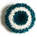 Iniva Juju Hat 80cm Bicolor Green Malachite & White & Green Malachite  Big