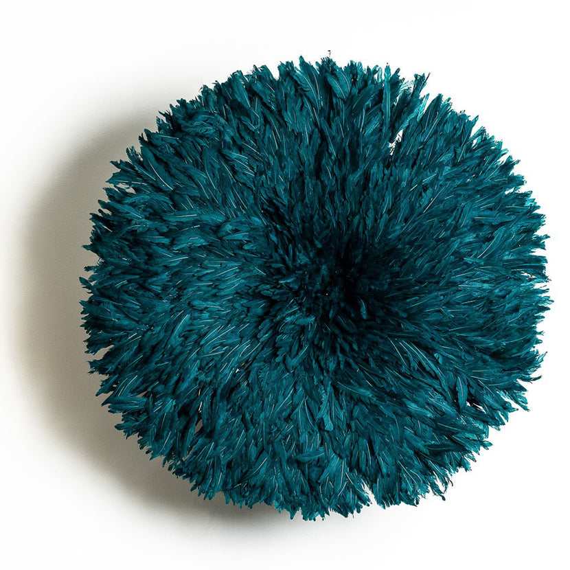 Iniva Juju Hat 80cm Unicolor Green Malachite Big