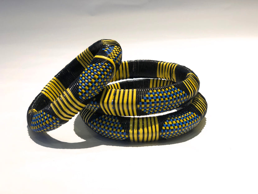 Recycled Bracelets from Burkina Faso