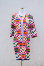 SBG COLLECTION Long Jacket Multicolor