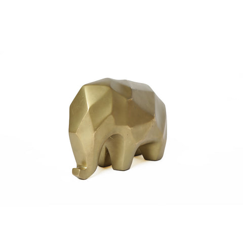 Nassara Design Elephant Assala Bronze