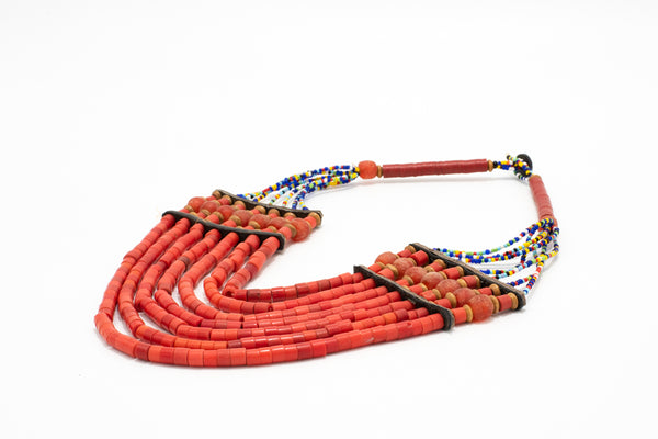 Iniva Market Necklace Multi Row