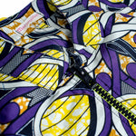 Margouillat Couture Jacket Bomwax Yellow Purple