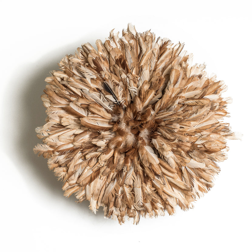 Iniva Juju Hat 50cm Unicolor Natural Beige Small