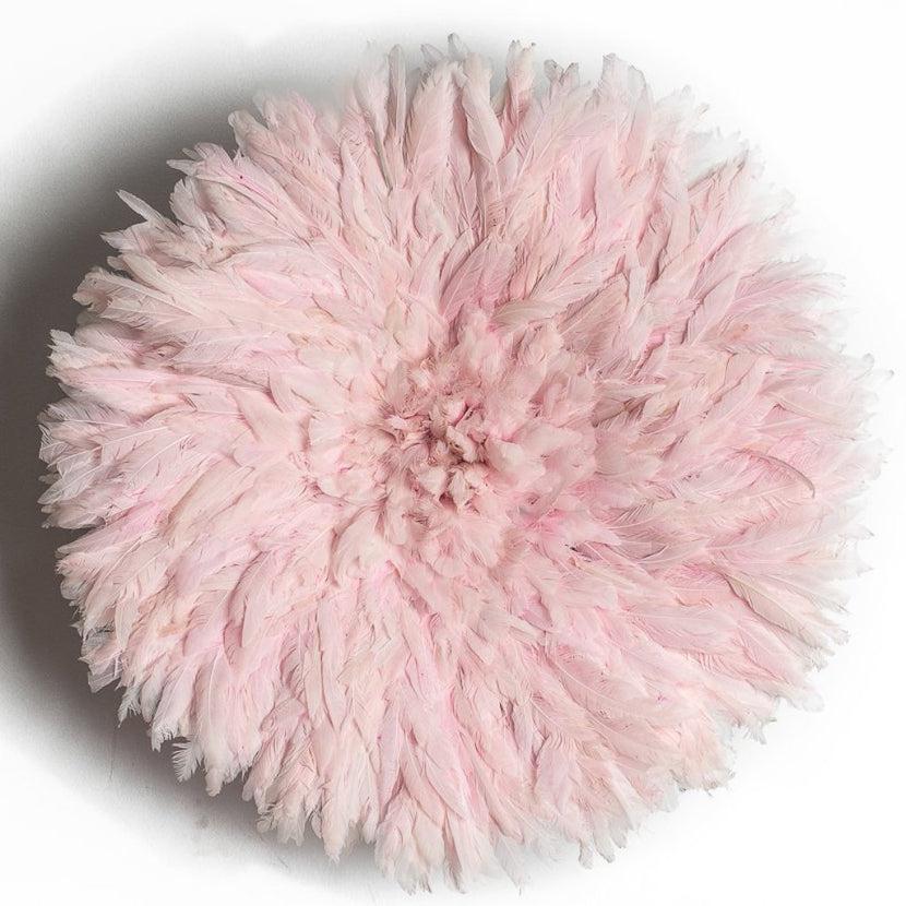 Iniva Juju Hat 80cm Unicolor Light Pink Big