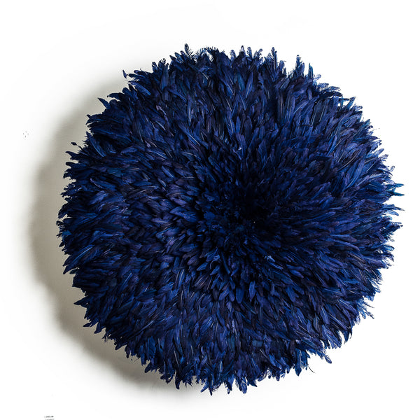 Iniva Juju Hat 80cm Unicolor Navy Blue Big