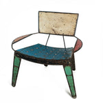 Hamed Ouatara Design Armchair Scarabee Recycled Tank