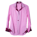 Margouillat Couture Shirt Woman Poppy Pink