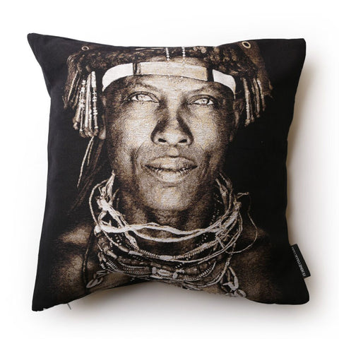 Cushion Cover Ovakakaona Tribe