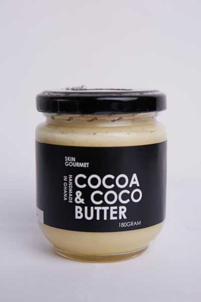 SKIN GOURMET Cocoa & Coconut Butter (180 g)