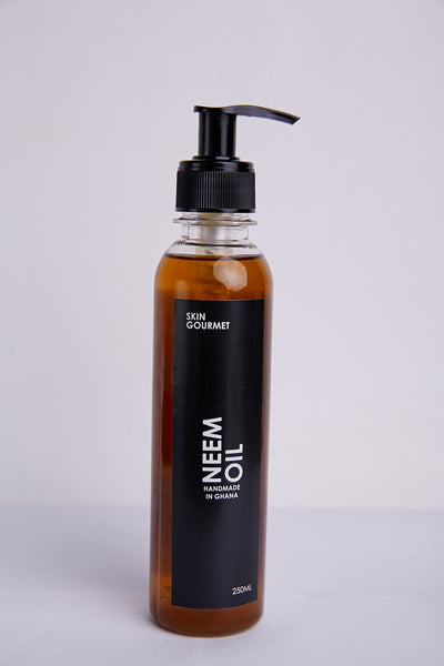 SKIN GOURMET Cold Pressed Neem Oil ( 250 ml)