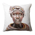 FS Home Cover pillow Samburu Girl