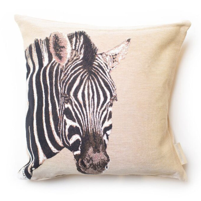 FS Home Cover Pillow Zebra