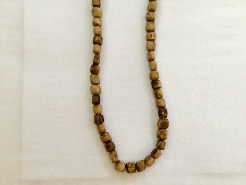 ARTISANS Necklace Wood Bead from Ghana