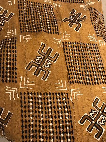 ARTISANS Mud Cloth Brown