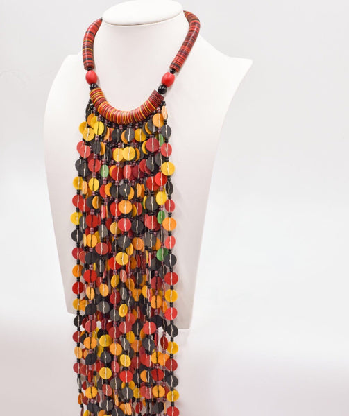 Iniva Market Necklace Koffi Air