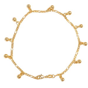 BALL FIGARO GF anklet
