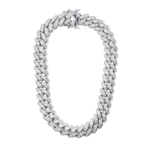 SIGNATURE CUBAN 18MM chain
