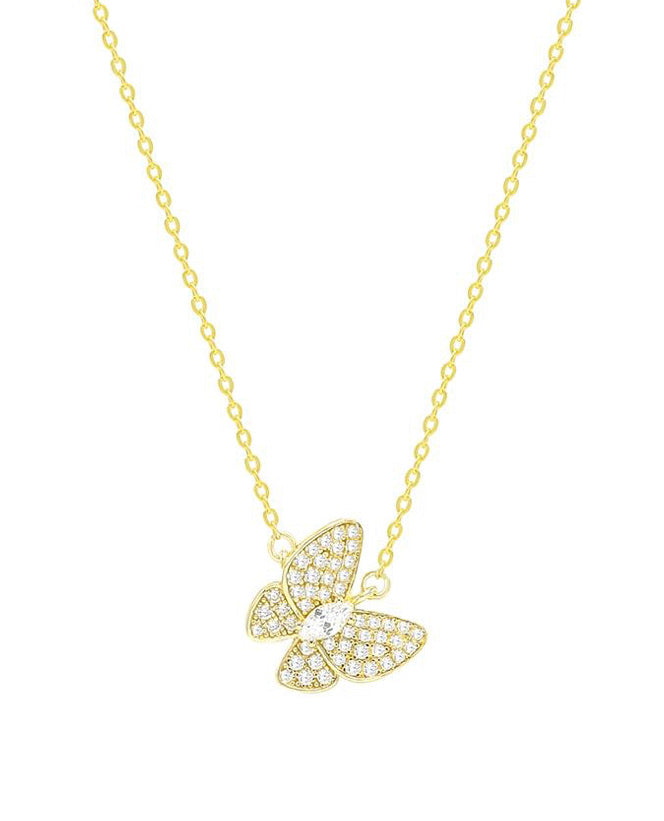 BUTTERFLY MINI II necklace