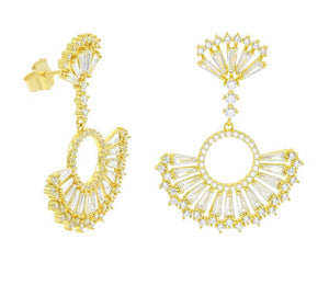 JULIANA FAN earrings