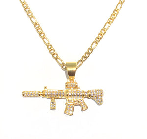 AR15 necklace