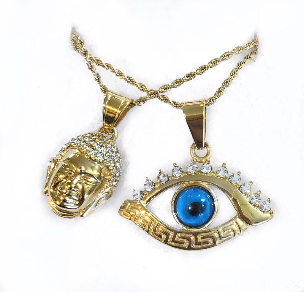 EYE II BUDDHA set