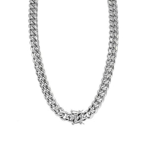 THE CUBAN STEEL 12mm chain