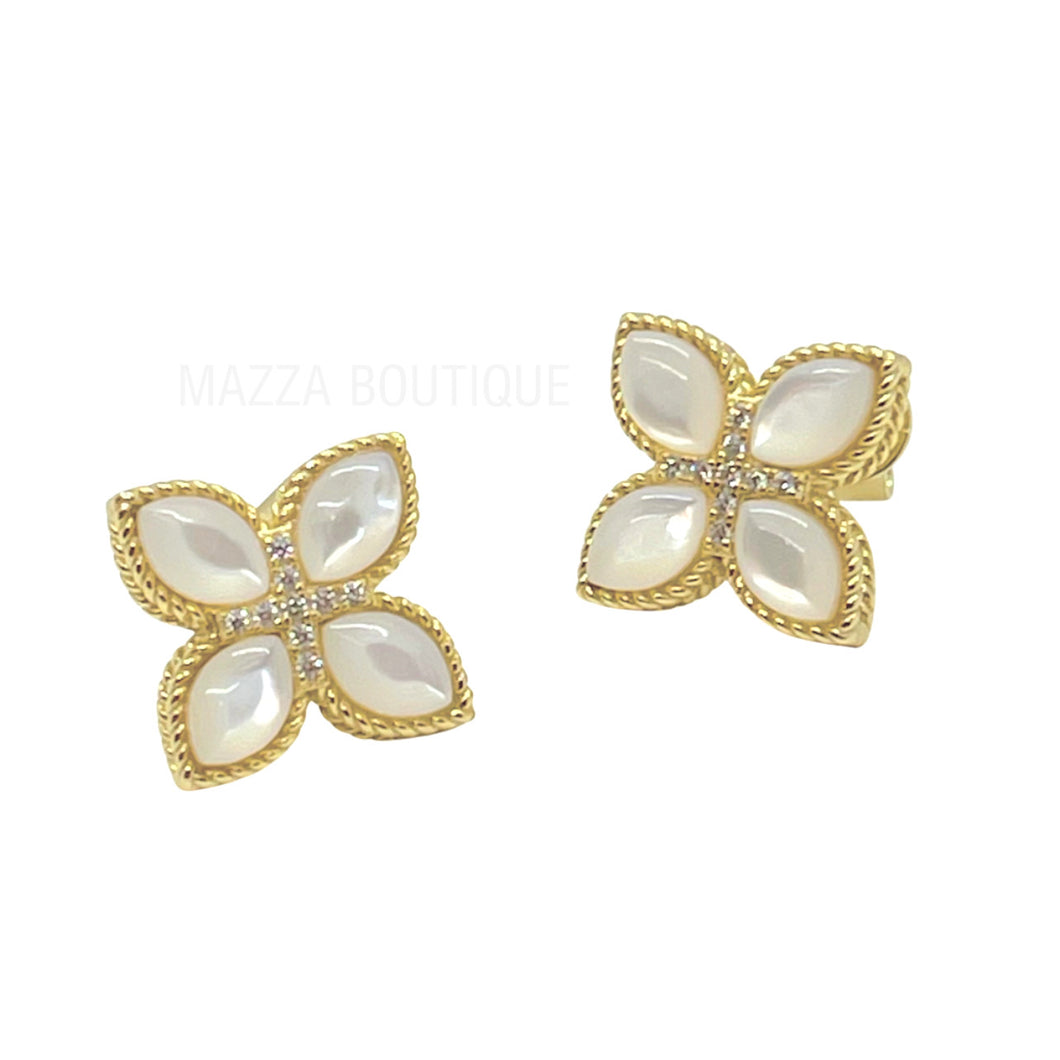 CLAUDETTE STUD earrings