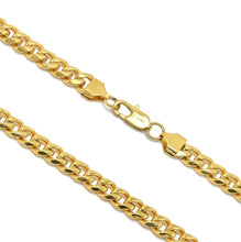 Load image into Gallery viewer, THE CUBAN STEEL 8mm chain