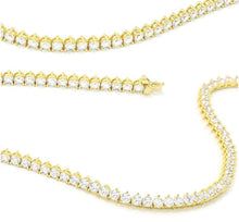Load image into Gallery viewer, KRYSTLE GOLD necklace