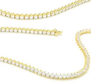 KRYSTLE GOLD necklace