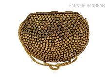 Load image into Gallery viewer, GOLD STONE handbag