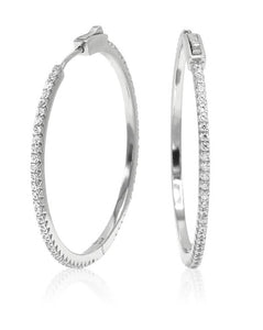 KATIYA HOOP earrings