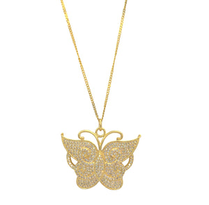 AMELIA BUTTERFLY necklace