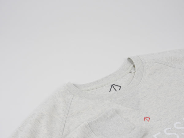 Successful man - Cream Heather Grey - One More Brand