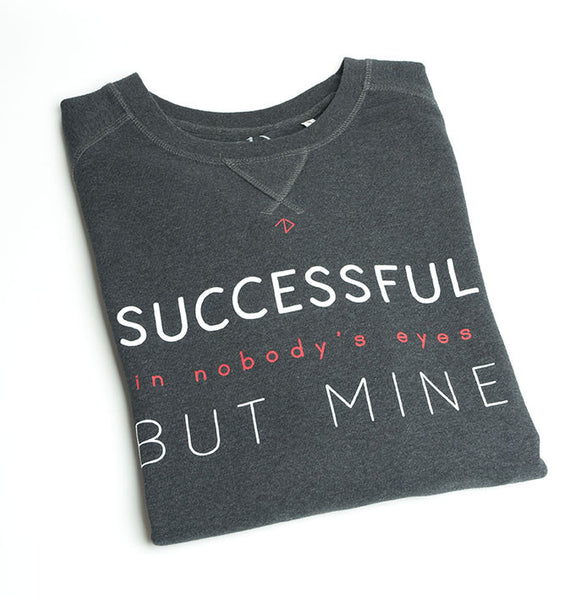 Successful man - Dark Heather Grey